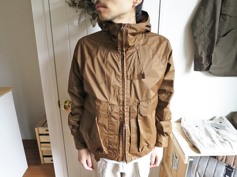 ENDS and MEANS / Haggerston Parka エンズアンドミーンズ ハガーストン パーカー