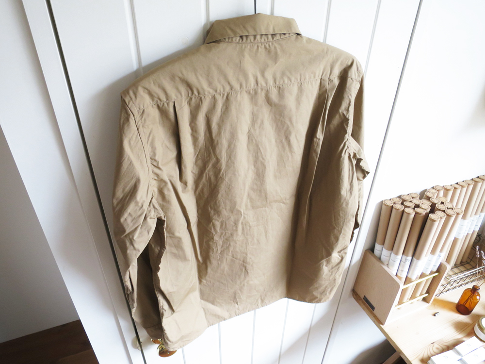 ENDS and MEANS B.D. Box Shirts エンズアンドミーンズ ボタンダウン ボックスシャツ