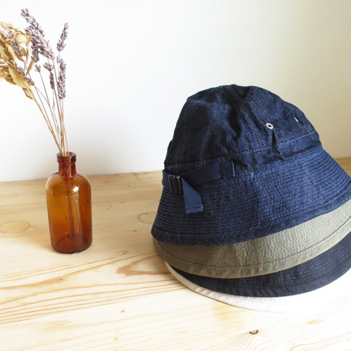 ENDS and MEANS Summer Bwoy Hat エンズアンドミーンズ サマー ボーイ ハット