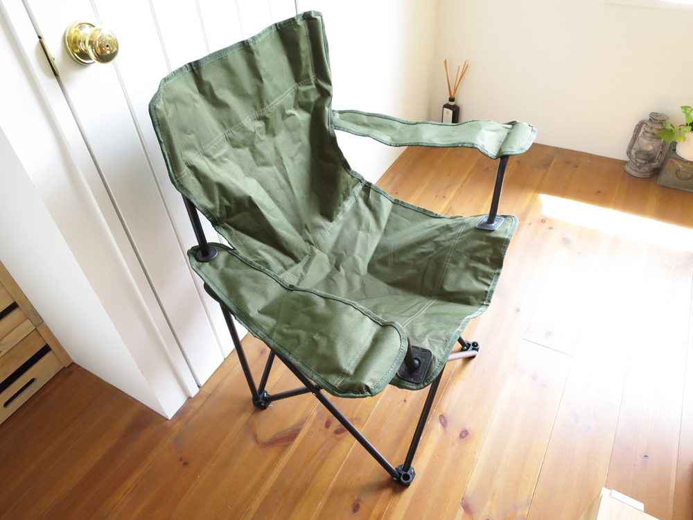 UK ARMY / British Army Folding Chair / Dead Stock  イギリス軍 フォールディング チェア / デッドストック