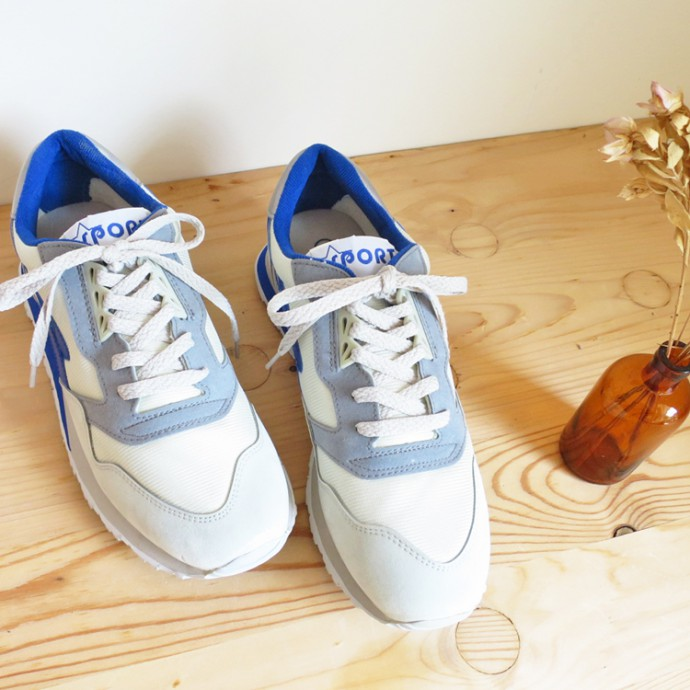 French Army Trainer Shoes Dead Stock フランス軍 スニーカー デッドストック