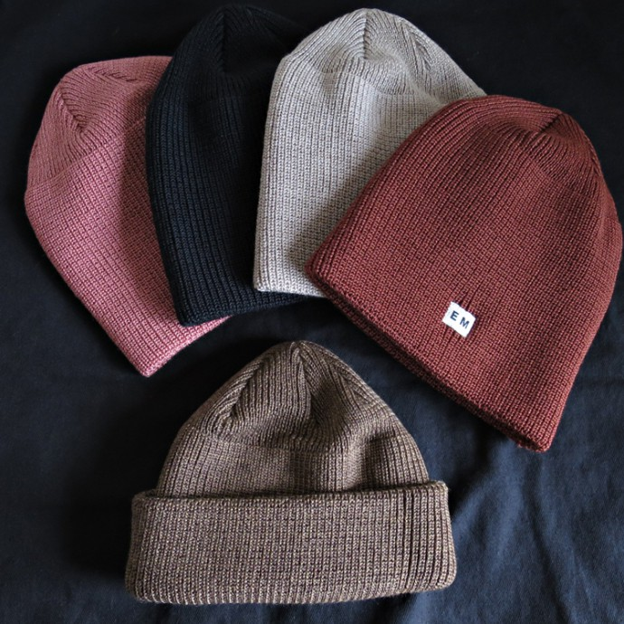 ENDS and MEANS Short Watch Cap エンズアンドミーンズ ショート ワッチ キャップ / ニット キャップ