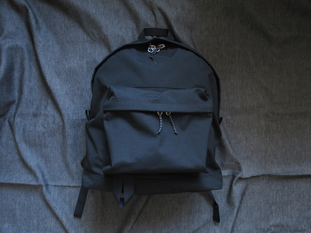 ENDS and MEANS Daytrip Back Pack / Cordura Nylon  エンズアンドミーンズ デイトリップ バックパック コーデュラ ナイロン