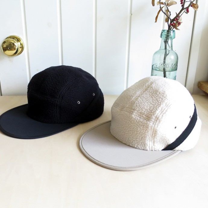 ENDS and MEANS Dog Ear Fleece Camp Cap エンズアンドミーンズ ドッグ イヤー フリース キャップ
