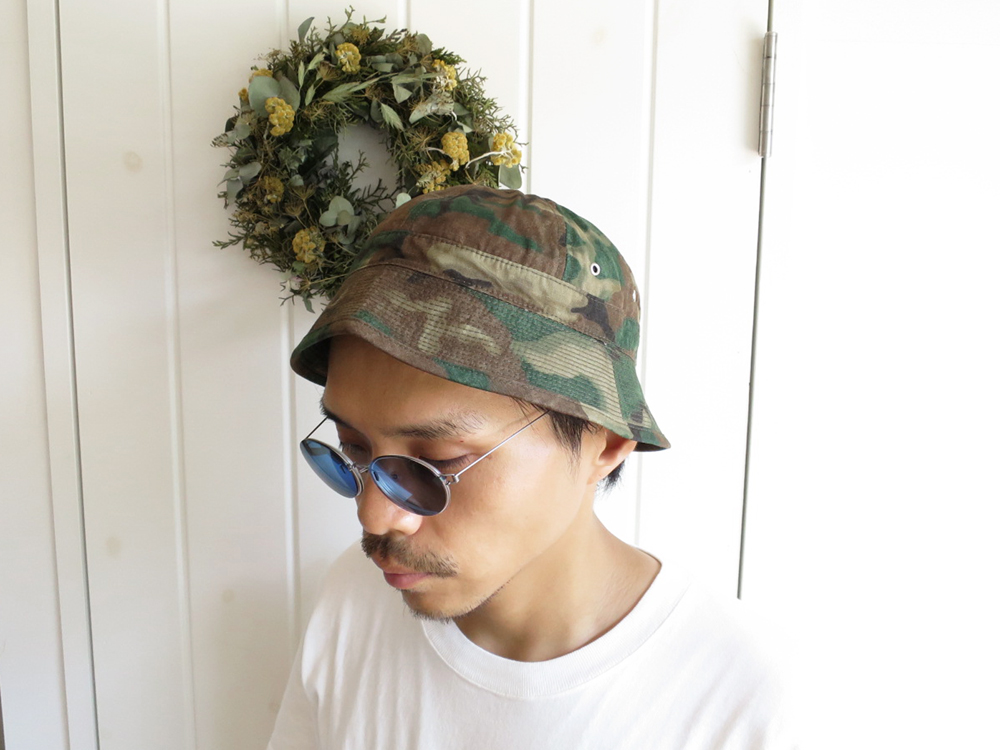 ENDS and MEANS Summer Bwoy Hat ERDL エンズアンドミーンズ サマー ボーイ ハット 迷彩
