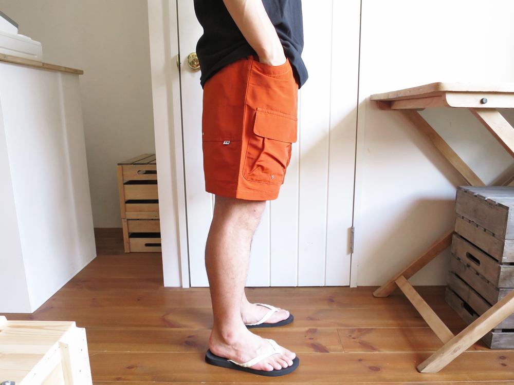 ENDS and MEANS Utility Shorts 18S/S エンズアンドミーンズ ユーティリティ ショーツ / ショートパンツ
