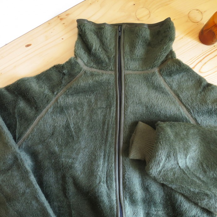 Dutch Army Fleece Jacket / Dead Stock オランダ軍 フリース ジャケット / デッドストック