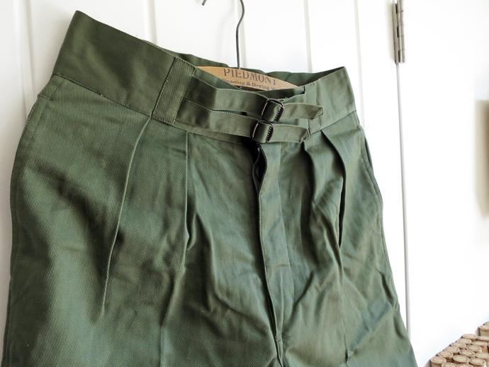 Australian Army 80's Gurkha Shorts / Dead Stock オーストラリア軍   グルカ ショーツ / デッドストック