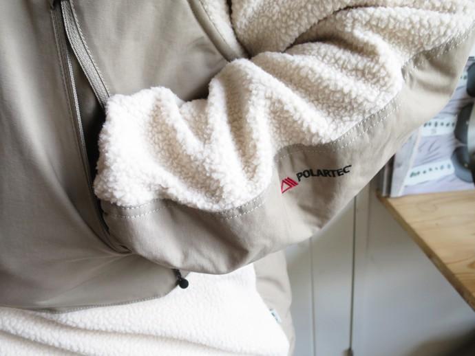 ENDS and MEANS Tactical Fleece Jacket エンズアンドミーンズ タクティカル フリース ジャケット