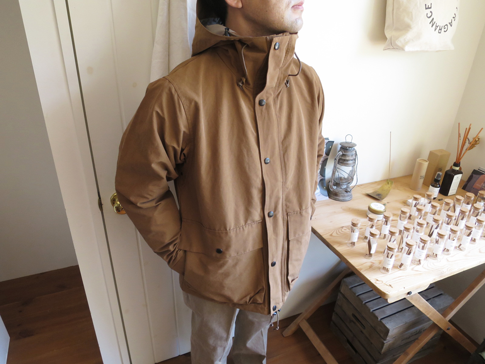 ENDS and MEANS Sanpo Jacket エンズアンドミーンズ サンポ ジャケット
