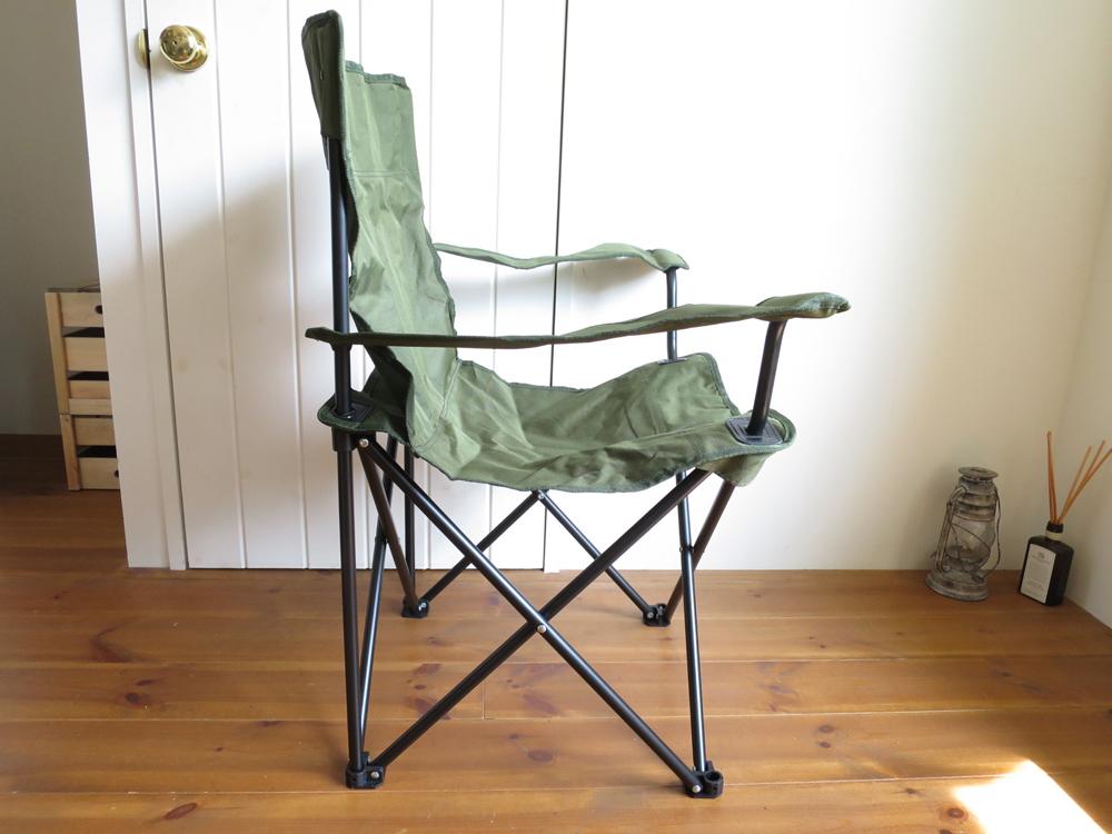 UK ARMY / British Army Folding Chair / Dead Stock  イギリス軍 フォールディング チェア / デッドストック