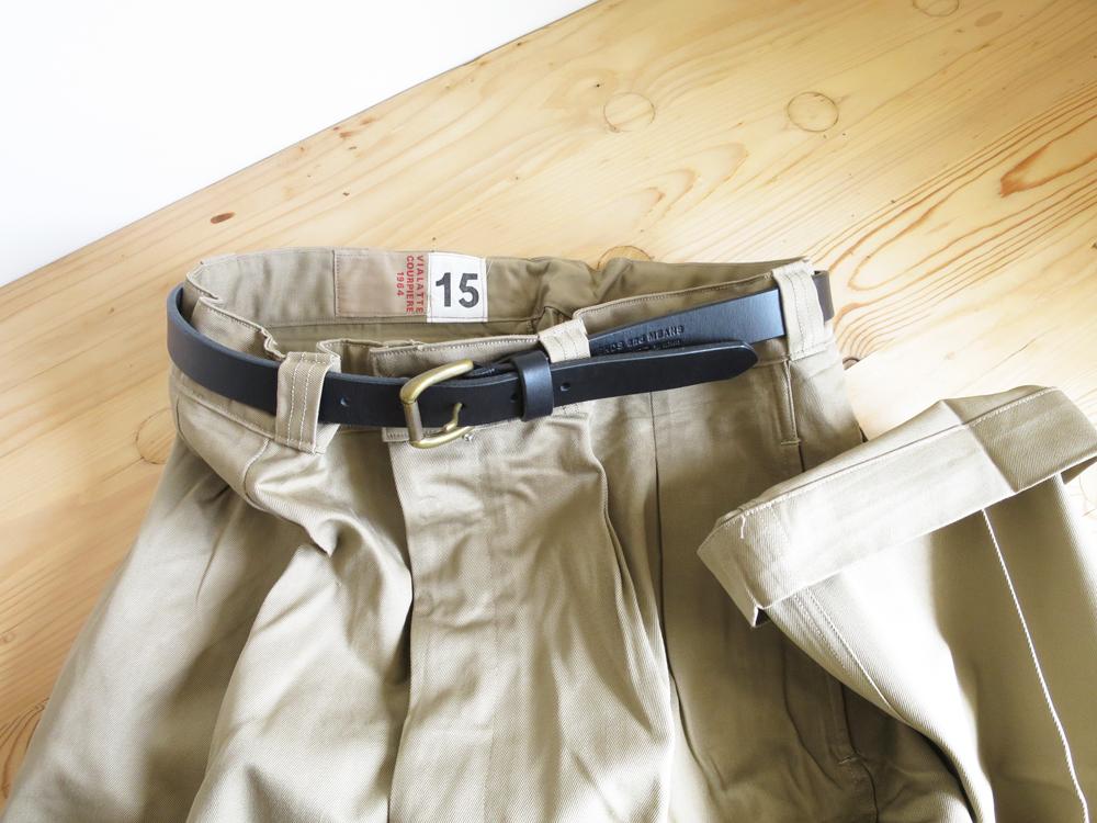 French Army / 60's Chino Pants Dead Stock フランス軍 60年代 チノ パンツ / デッドストック