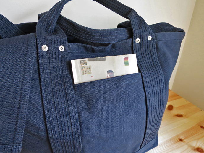 ENDS and MEANS 2way Tote Bag エンズアンドミーンズ 2ウェイ トートバッグ
