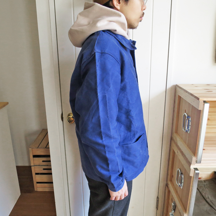 50's French Work Jacket Vintage Used 50年代 フレンチワークジャケット ヴィンテージ ユーズド