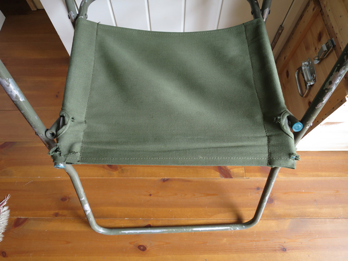 UK ARMY / British Army Vintage Rover Chair / Original イギリス軍 ヴィンテージ ローバーチェア オリジナル フォールディング チェア