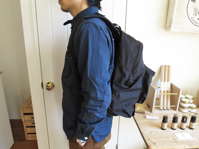 ENDS and MEANS Daytrip Back Pack エンズアンドミーンズ デイトリップ バックパック リュック