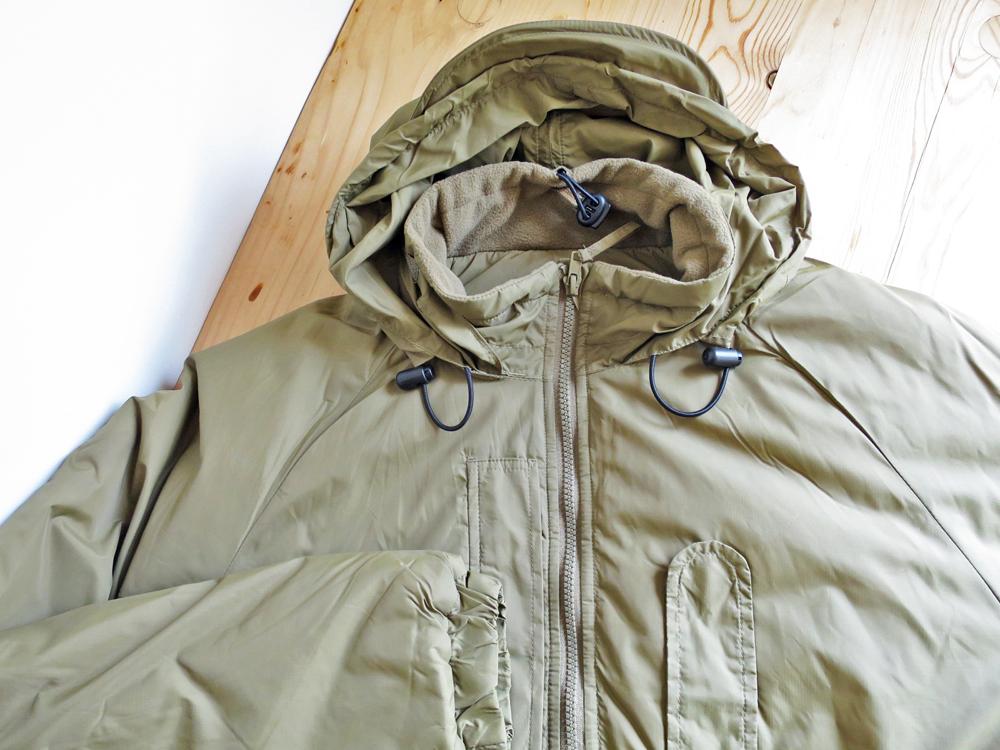 British Army UK Army PCS Thermal Jacket イギリス軍 PCS サーマル ジャケット