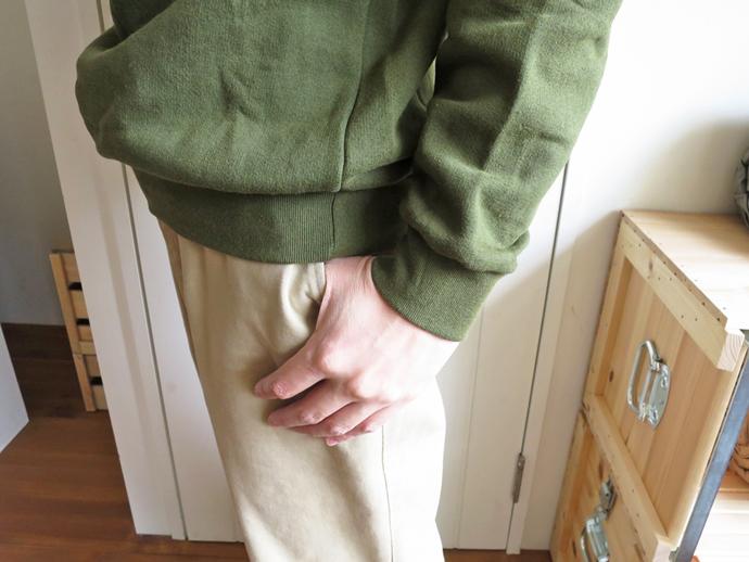 Poland Army Sweat Shirt ポーランド軍 スウェット シャツ3